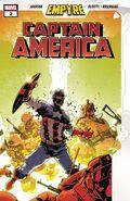Empyre Captain America Vol 1 2