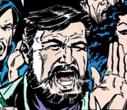 Ernest Hemingway (Earth-616) from Wolverine Vol 2 35 001
