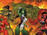 Incredible Hulks (Earth-616)/Gallery