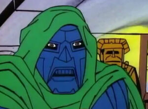 Fantastic Four (1978 animated series) Season 1 11 Screenshot
