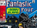 Fantastic Four Vol 1 90