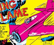 Flying Flame (Plane) from Daring Mystery Comics Vol 1 6 0001