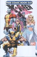 Free Comic Book Day Vol 2008 X-Men