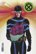 House of X Vol 1 4 Flower Variant