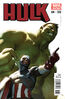 Hulk Vol 3 1 Captain America Team-Up Variant