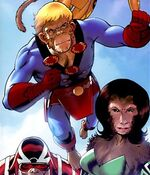 Ikaris (Earth-8101) from Marvel Apes Vol 1 1 001