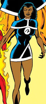 Invisible Woman (Earth-9105) from New Warriors Vol 1 11 0001