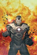 Iron Man 2.0 Vol 1 7 Textless