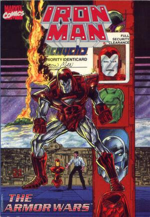 Iron Man The Armor Wars TPB Vol 1 1