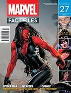 Marvel Fact Files Vol 1 27