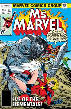 Ms. Marvel Vol 1 11