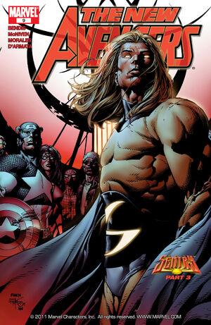 New Avengers Vol 1 9