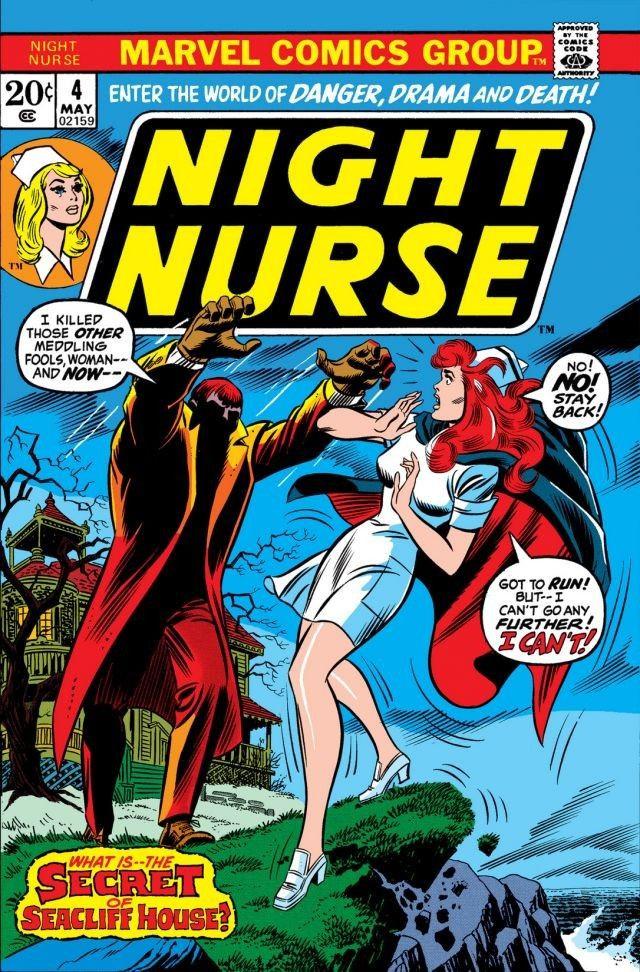 marvel comics night nurse