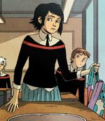 Peni Parker (Earth-14512) without the armor