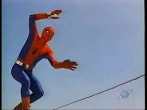 Peter Parker (Earth-730911) from The Amazing Spider-Man (TV series) Season 2 1 001