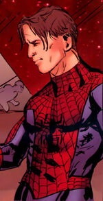 Peter Parker (Earth-81122) from Ultimate Fantastic Four X-Men Vol 1 1 001