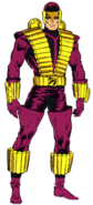Peter Petruski (Earth-616) from Official Handbook of the Marvel Universe Vol 2 13 0001