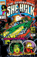Sensational She-Hulk Vol 1 16