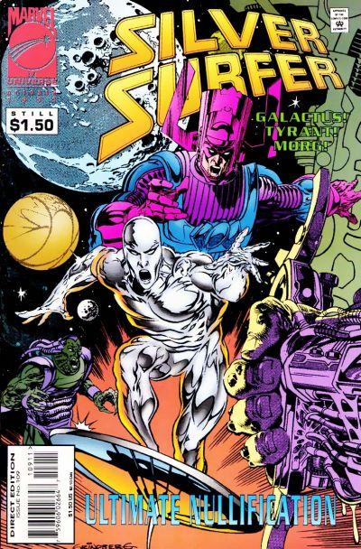 Silver Surfer Vol 3 109