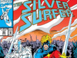 Silver Surfer Vol 3 63