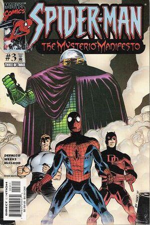 Spider-Man Mysterio Manifesto Vol 1 3