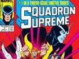 Squadron Supreme Vol 1 1