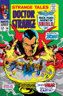 Strange Tales Vol 1 156