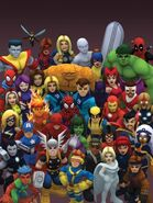 Super Hero Squad MMO Magazine Vol 1 1 Textless