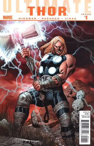 Ultimate Thor Vol 1 1