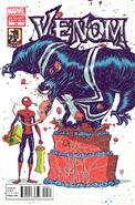 Venom Vol 2 24 50 Years of Spider-Man Variant