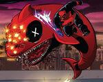 Wade Wilson (Earth-Unknown) from Deadpool Kills Deadpool Vol 1 4 0021