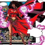 Wanda Maximoff (Earth-616) from Avengers Vol 3 3