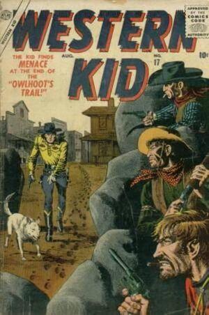 Western Kid Vol 1 17