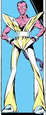White Light (Earth-616) from Iceman Vol 1 1 0001