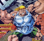 Wolfgang (Bodybuilder) (Earth-616) from War Machine Vol 1 20 0001