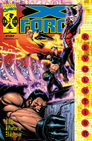 X-Force Vol 1 102