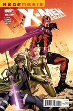 X-Men Legacy Vol 1 259