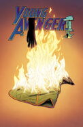 Young Avengers Vol 2 11 Textless