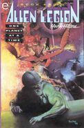 Alien Legion One Planet at a Time Vol 1 3