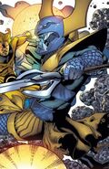 Attuma (Earth-616) from Dark Reign Made Men Vol 1 1