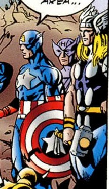 Avengers (Earth-95126) from Punisher Kills the Marvel Universe Vol 1 1 0001