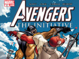 Avengers: The Initiative Vol 1 8