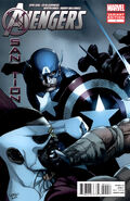 Avengers X-Sanction Vol 1 1 Yu Variant
