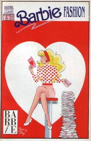 Barbie Fashion Vol 1 3