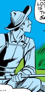 Barney (Fisherman) (Earth-616) from X-Men Vol 1 26 0001