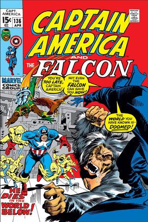 Captain America Vol 1 136