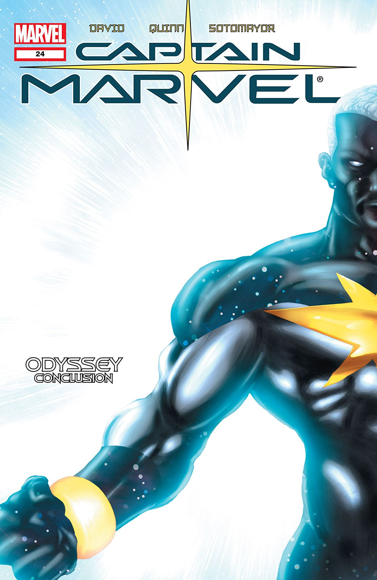 captain marvel volume 5