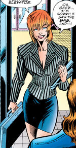 Carrie Bradley (Earth-616) from Amazing Scarlet Spider Vol 1 1 0001