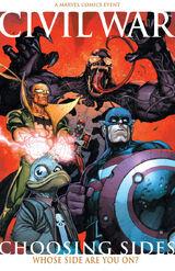 Civil War: Choosing Sides Vol 1 1