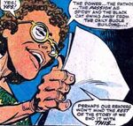 Danny Fingeroth (Earth-616) from Peter Parker, The Spectacular Spider-Man Vol 1 86